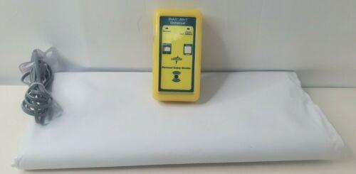 Medline Quick-Alert Universal MDT9100 Tested Clean Pressure-Sensing Safety Alarm