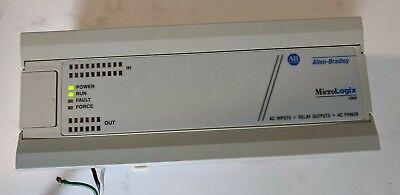 Allen Bradley 1761-l32awa Ser E Frn 1.0 Micrologix 1000 Controller Plc.