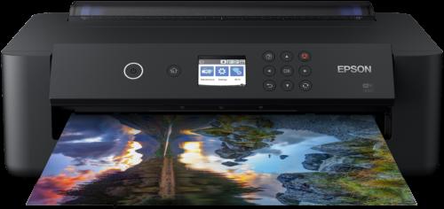Epson Expression Photo HD XP-15000 kompakter Drucker Fotos bis A3 Wi-Fi
