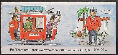 Norway 1984 Characters From Stories by T. Egner Booklet (25k). MNH.