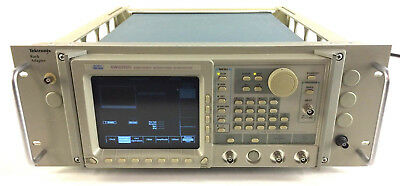 Sony Tektronix Awg2021 Arbitrary Waveform Generator With Rack Adapter 250 Mss