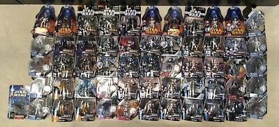 Star Wars Action Figures - 30th Anniversary/Saga Legends/Concept/ROTS/Legacy