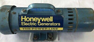 Honeywell Electric Generator The Power Line Dc To Ac