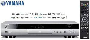 Yamaha BD-A1040Ti Bluray player in titanium silver - $399! Prospect Prospect Area Preview