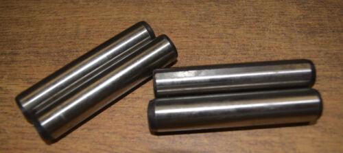 (4) Fastenal Plain Pull Dowel Pins M16 X 80MM  #0128643
