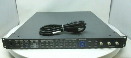 VideoTek Harris VTM4140 VTM-A3-OPT Waveform Monitor w/ Power Cable