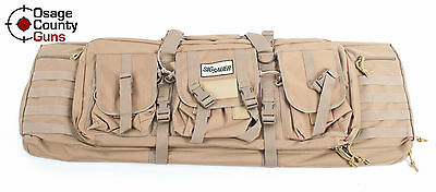 "[RIFLE-GOBAG-TAN] Sig Sauer Tactical Rifle GoBag - Tan Bag 36"" Brand New  on Rummage"