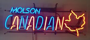 Molson Canadian Neon Light for sale