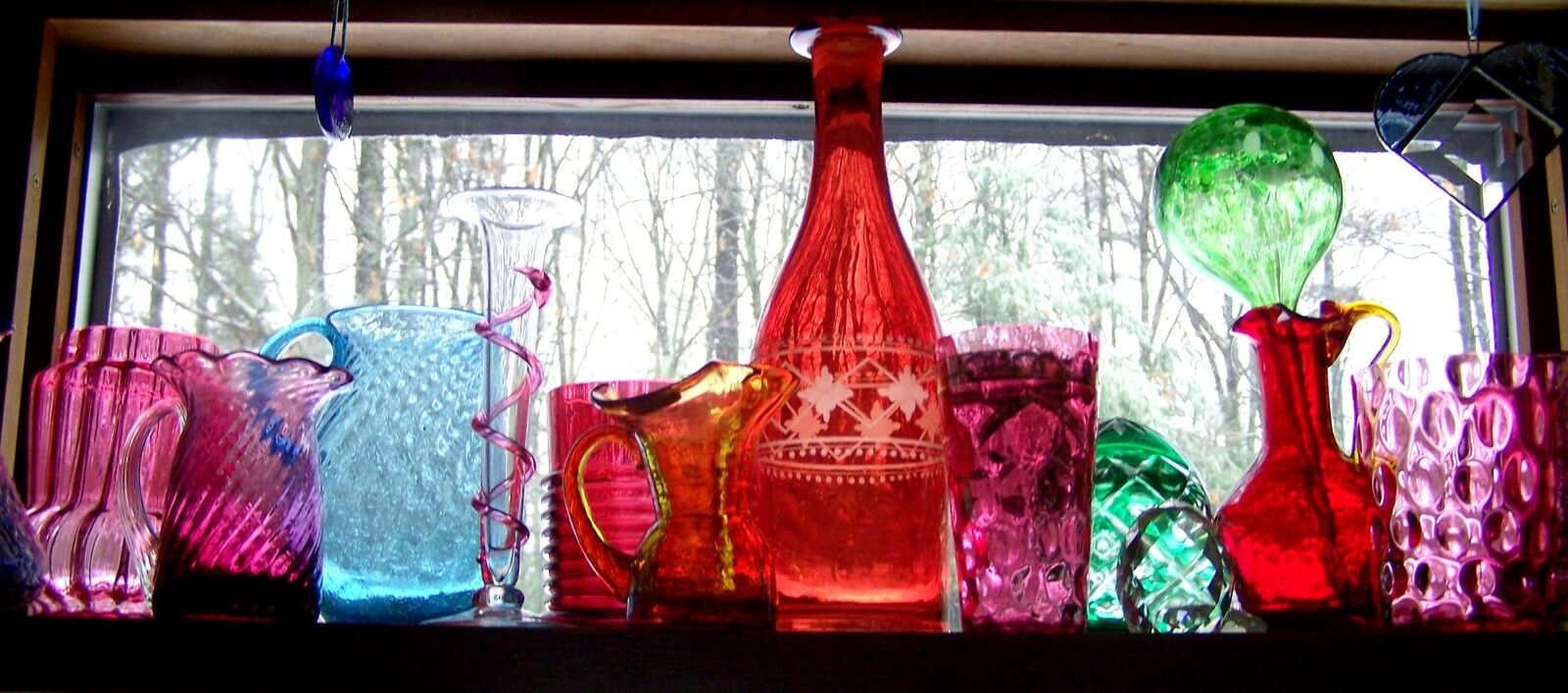 JANET S GLASS & MORE....