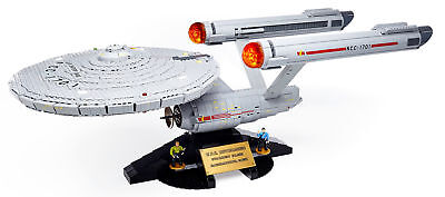 Mega Bloks Star Trek U.S.S. Enterprise NCC-1701 3098 Pieces