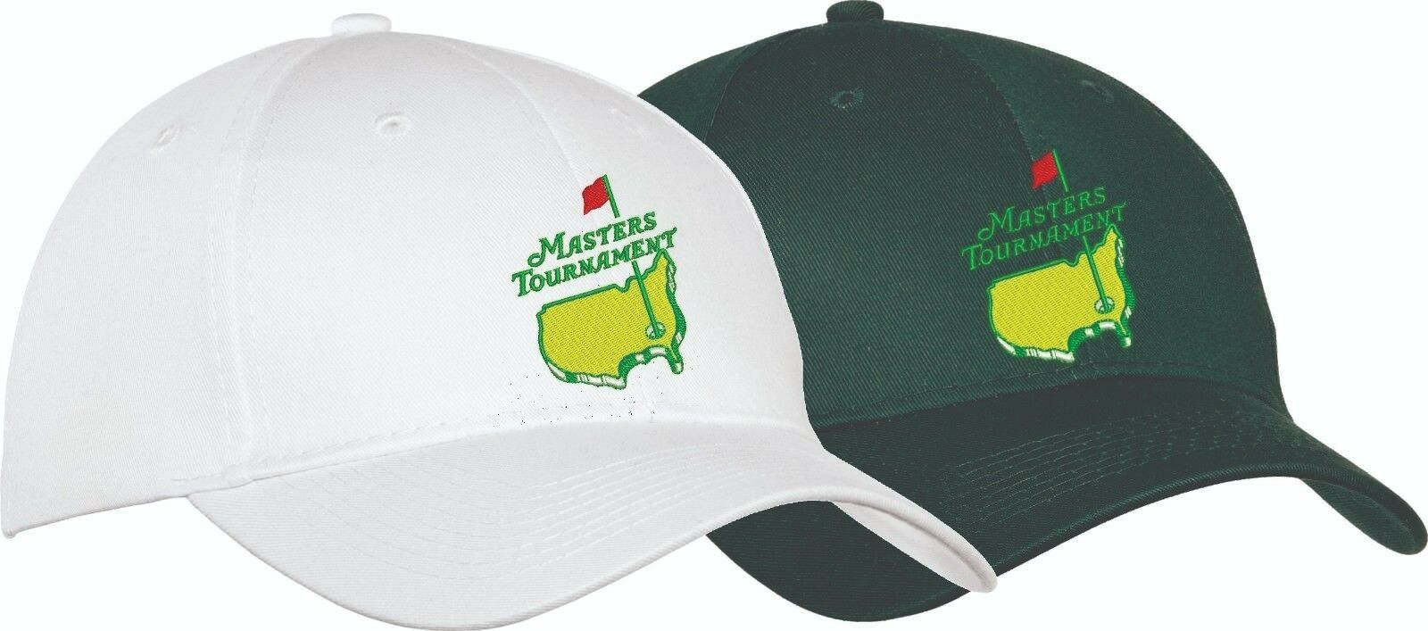 US Masters Golf Tournament Golf Hat Cap Closeout