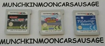 3 Kids Games for PAL Nintendo 3DS 2DS & XL Carts ONLY FREE UK P&P Mario Sonic](Mario Games For Kids)
