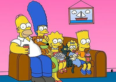 Every Saturday we'd sit down to watch our favourite TV family