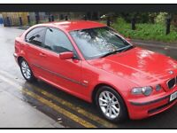 BMW Compact 318 E46 Breaking