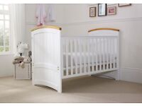 Tutti Bambini Cotbed and Mothercare mattress
