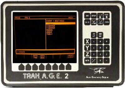 Prototrak Age 2 Cnc System Floppy Disc