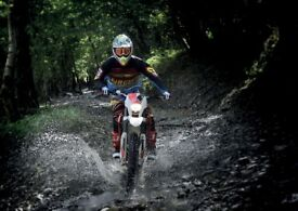 NEW SWM RS 125 R ENDURO 125CC, FOR £18.65 PER WEEK (WEEKLY EQUIVALENT) 0141 849 1718 2 YEAR WARRANTY