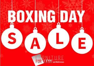 Shop and Compare – We Beat ALL Local Stores -  Serta and Simmons Mattressses - BOXING DAY STARTS NOW!