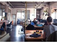 Affordable desk space perfect for freelancers and start-up businesses!