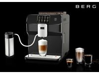 One Touch technology BERG Toccare Uno B Series One Touch Automatic Bean to Cup Coffee MachineRRP£699