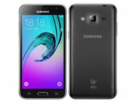 Samsung Galaxy J3 2016 Black Unlocked Boxed