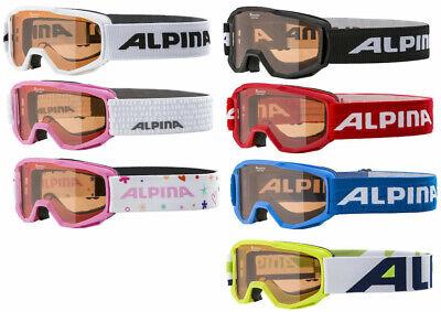 ALPINA Piney Skibrille für Kinder Hicon S2