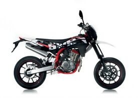 NEW SWM SM 125 R SUPERMOTO, £18.89 PER WEEK