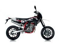 NEW SWM SM 125 R FOR £18.89 PER WEEK