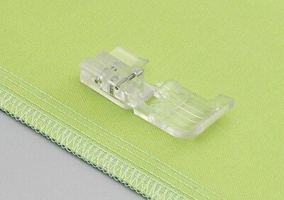 """Babylock """"Clear Foot for Overlock"""" BLE8-CLF  for Ovation & Evolution / Serger"""