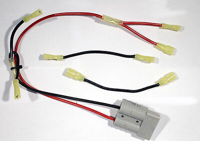 Mighty Max Wire Harness Replacement for RBC12 APC SU5000RMXLT5U