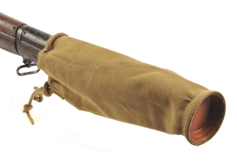 WW2 British Enfield Muzzle Cover