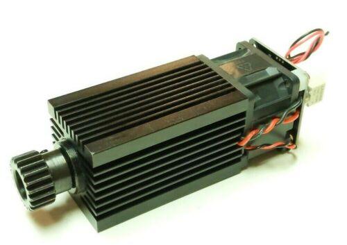 7W 15W 20W CNC Laser Engraving Module w/ Driver G-8 Lens & Turbo Fan - NUBM44-V2