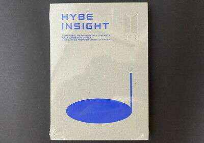 BTS-HYBE INSIGHT OFFICIAL POST CARD  FULL SET FACTORY SEALED