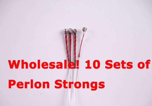 Wholesale! 10 Sets of Perlon Violin Strings