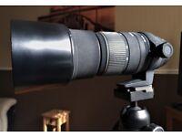 Sigma 135-400f5-5.6DG APO