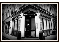 **Full time Waiter/Waitress/Head Waiter for a small intimate fine dining restaurant, EC4A1LL**