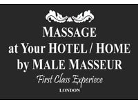 Full body MASSAGE | by YOUNG MALE MASSEUR | Out call to Your HOTEL / HOME | OUTCALL Mobile in London