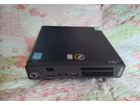 Lenovo ThinkCentre M72e PC Core i3-3220T, 8GB RAM, 120GB SSD, DESKTOP