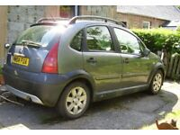 Citroen, C3, Hatchback, 2004, Manual, 1398 (cc), 5 doors