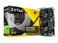 Used Zotac 1080ti 11gb for sale