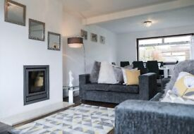 Contractors Visitors Tourists Short Stay Let Full Serviced Apartments/House in Helensbrugh.