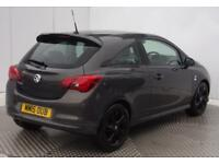 Vauxhall Corsa LIMITED EDITION (grey) 2015-06-24