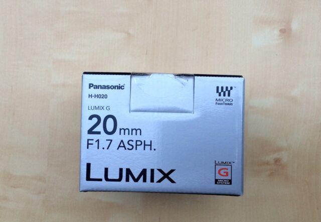 PANASONIC LUMIX G 20mm F1.7 ASPH,In stock at Melbourne, Dispatch within 24hrs