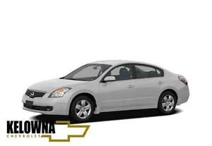 2007 Nissan Altima 2.5 S, Automatic, Leather Interior