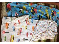 Cot Bedding set x4