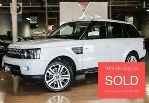 2012 Land Rover Range Rover Sport HSE SOLD- NAVI| BACKUP CAM |HA