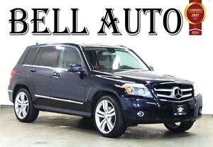 2011 Mercedes-Benz GLK-Class PANOROOF LEATHER AWD