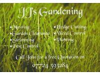 JJ's Gardening Services