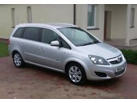 Vauxhall Zafira 2012 7 seater autogas LPG installation. Cheap ride, 20 pounds 350 miles.