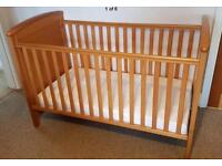 Mamas & Papas Aspen Cot Bed